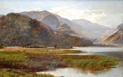 Ullswater | Sidney Richard Percy | Oil Painting