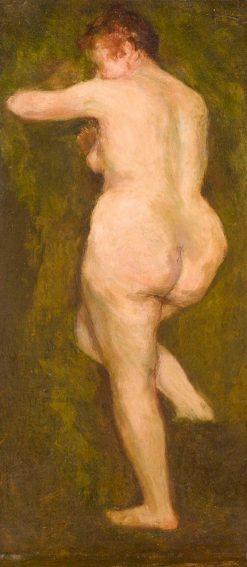 Bather | Rene Auberjonois | Oil Painting