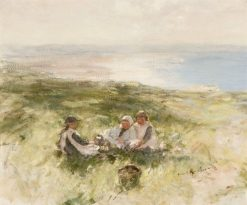 Picnic in the Dunes