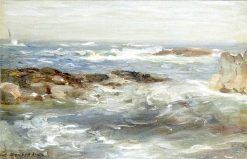 Seascape | William Marshall Brown | Oil Painting