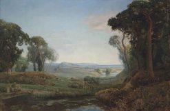 Hampshire | Sir David Scott Murray | Oil Painting