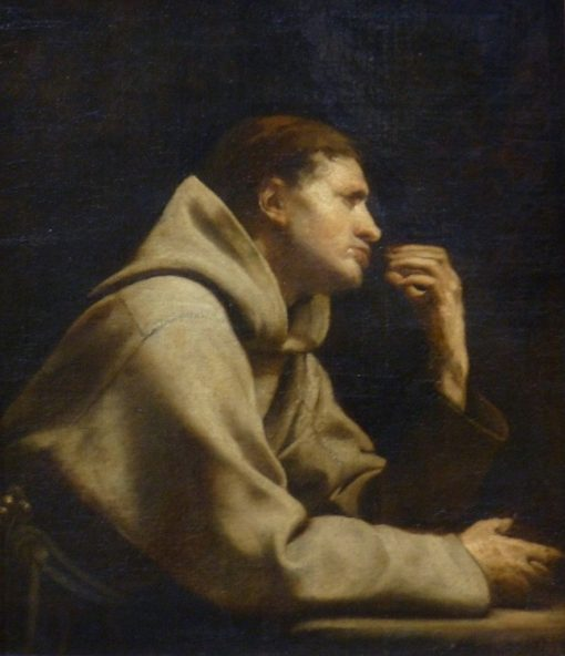 A Franciscan | Guido Cagnacci | Oil Painting