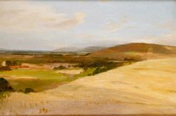 The South Downs | James Aumonier | Oil Painting