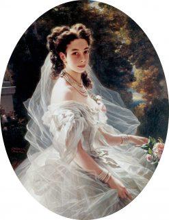Pauline Sandor Princess Metternich Franz Xavier Winterhalter