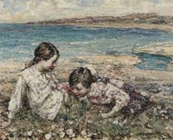 Brighouse Bay | Edward Atkinson Hornel | Oil Painting