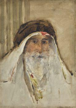 Head of a Copt