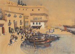 Malta | Arthur Melville | Oil Painting