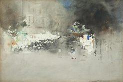 Street inParis | Arthur Melville | Oil Painting