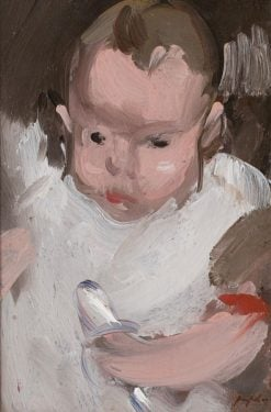 Baby Willy | Samuel John Peploe | Oil Painting