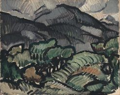 Arran | Samuel John Peploe | Oil Painting