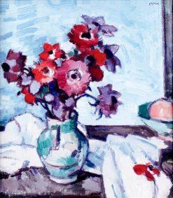 Anemones | Samuel John Peploe | Oil Painting