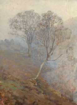 On the Quantocks | Benjamin Haughton | Oil Painting