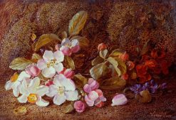 Still Life of Flowers | Vincent Clare | Oil Painting