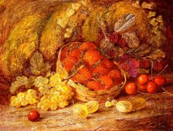 Still Life of Fruit | Vincent Clare | Oil Painting