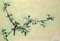 Apple Branch | Achille Laugé | Oil Painting
