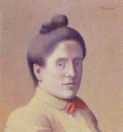 Madame Martimort | Achille Laugé | Oil Painting