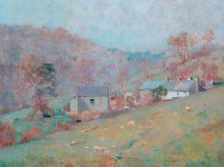 Spring Sunlight | Benjamin Haughton | Oil Painting
