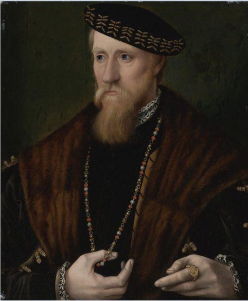 Portrait of a Gentleman | German School th Century Unknown | Oil Painting
