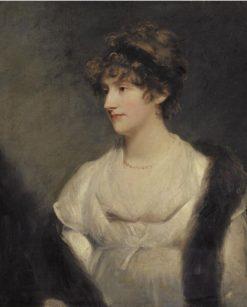 Portrait of Jane Frere