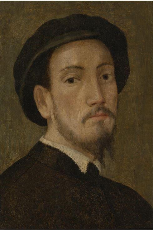 Portrait of a Man | Pier Francesco Jacopo di Foschi | Oil Painting