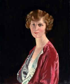 Evelyn Marshall Field | Sir William Orpen