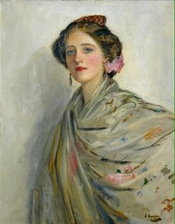 A Fair Spaniard | Sir John Lavery