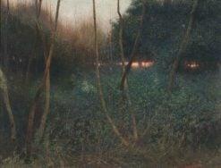 Sundown | Benjamin Haughton | Oil Painting