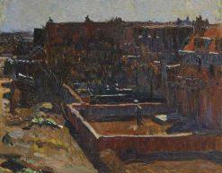 Amsterdam | Leo Gestel | Oil Painting