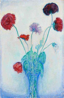 Still Life of Flowers | Leo Gestel | Oil Painting