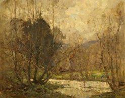 The Gleam | Benjamin Haughton | Oil Painting