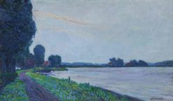 Amstel | Leo Gestel | Oil Painting