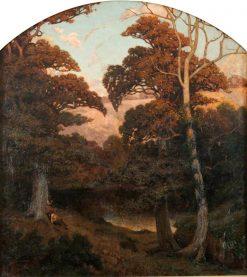 The Pool | Benjamin Haughton | Oil Painting
