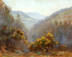 The Sid Valley | Benjamin Haughton | Oil Painting