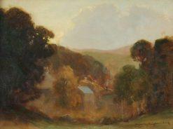 Threshing | Benjamin Haughton | Oil Painting