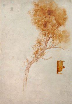 Tree against Sky | Benjamin Haughton | Oil Painting