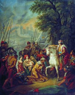 The Seizure of Kazan by Ivan the Terrible | Gigory Ugryumov | Oil Painting
