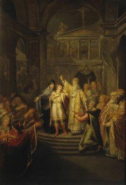 Mikhail Romanov Elected the Russian Tsar | Gigory Ugryumov | Oil Painting