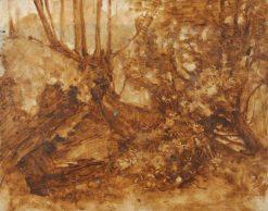 Tree in Autumn | Benjamin Haughton | Oil Painting
