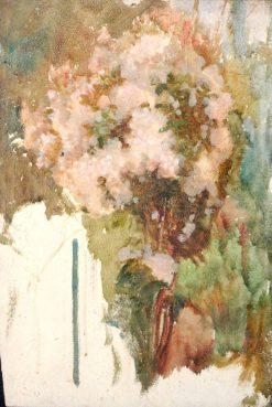 Tree in Blossom | Benjamin Haughton | Oil Painting