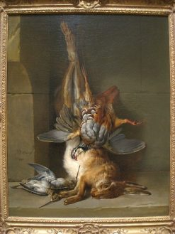 Still Life | Jean-Baptiste Oudry | Oil Painting