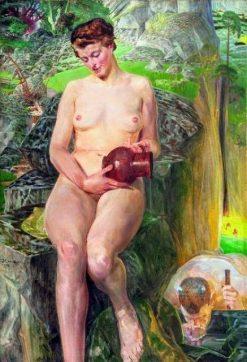 Portrait of Maria Bal | Jacek Malczewski | Oil Painting