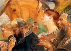 Art | Jacek Malczewski | Oil Painting