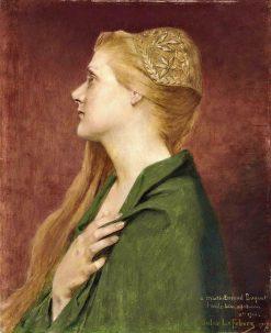 Lady Godiva | Jules Joseph Lefebvre | Oil Painting