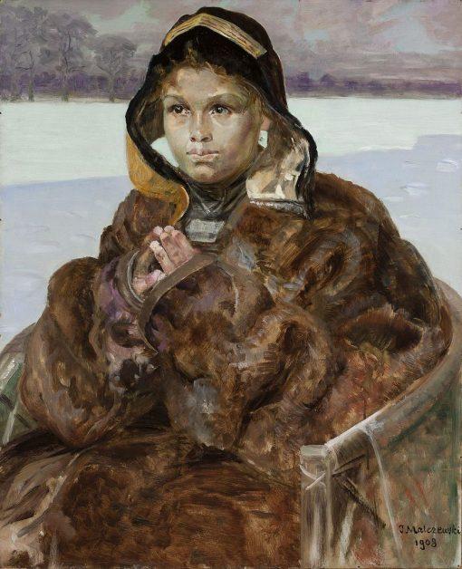 Ellenai | Jacek Malczewski | Oil Painting