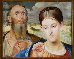 Music | Jacek Malczewski | Oil Painting