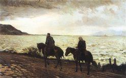 Don Quixote | Jacek Malczewski | Oil Painting