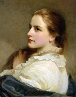 Alice (the artist's daughter) | Henry Tanworth Wells | Oil Painting