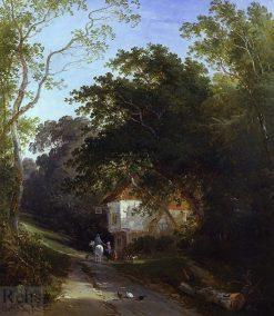 A Lane at Knockholt