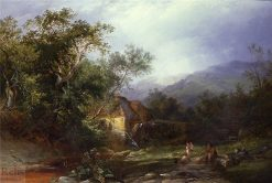Devonshire | Henry John Boddington | Oil Painting