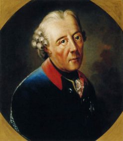 Friedrich II | Anna Dorothea Therbusch | Oil Painting